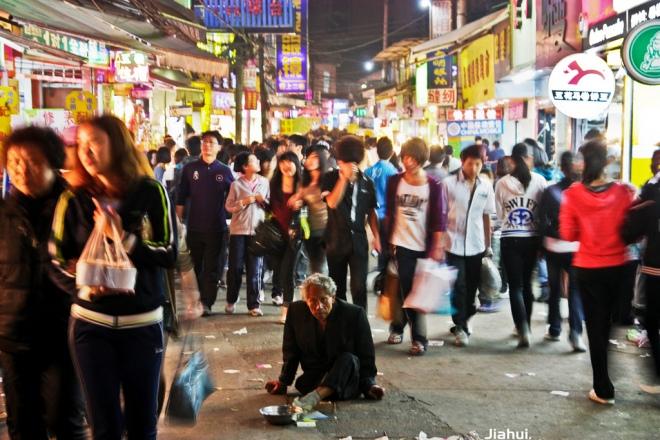 Snapshot of China