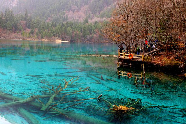 Photo of Jiuzhaigou